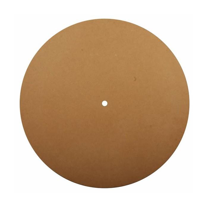 MDF Clock round, 4mm/30cm