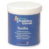 Texifix, textile hardener