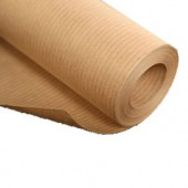 Kraft paper roll, brown, 3x0.7m