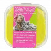 WePAM jaune 145g, pâte porcelaine prête à l'emploi