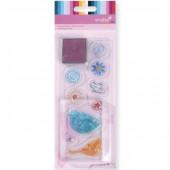Clear stamps, Serafina Primavera