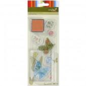 Clear stamps, Serafina Buona Sera