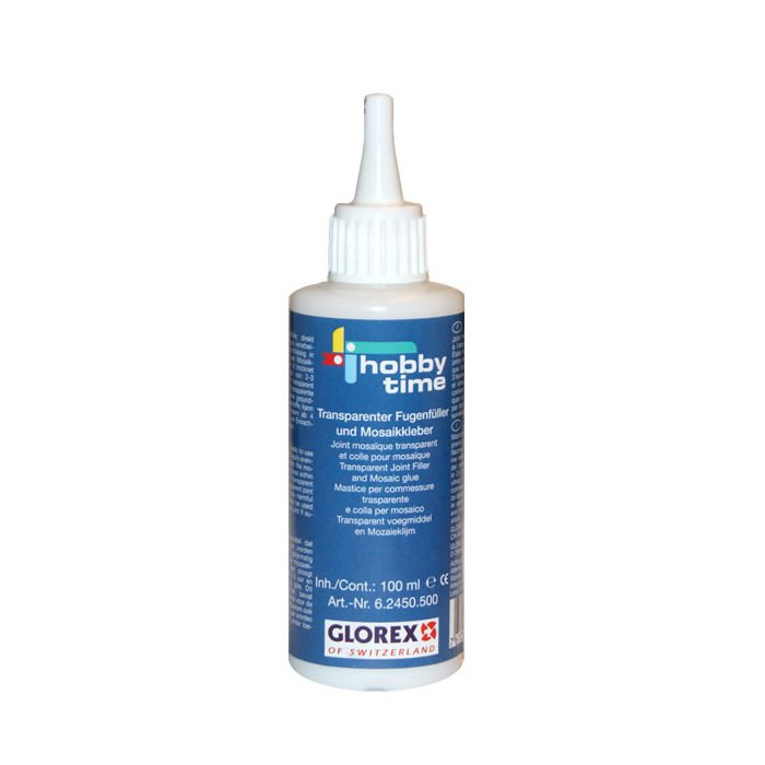 Transparent joint filler mosaic glue, 100ml
