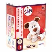Sam - Kit créatif peluche à rembourrer