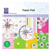 Paperpad Spring Flowers