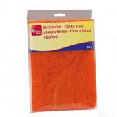 Fibres sisal, orange