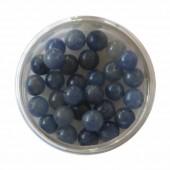 Aventurine bleue, 6mm, 30 pcs