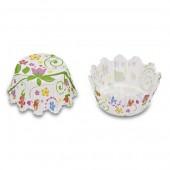 Paper baking cups maxi, Florina