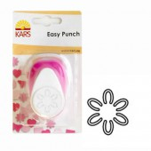 Pop-Up punch flower