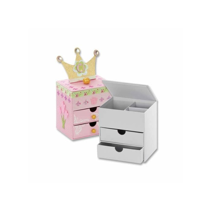 Jewellery box 13x14x10cm