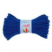 Bande élastique tubulaire, Ø5mm/1m, bleu