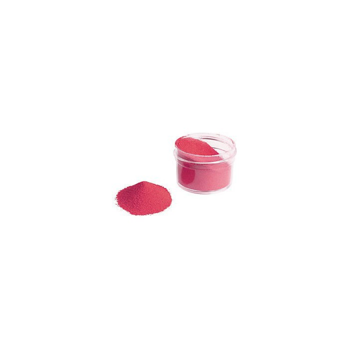 Embossing Powder, 10g, red