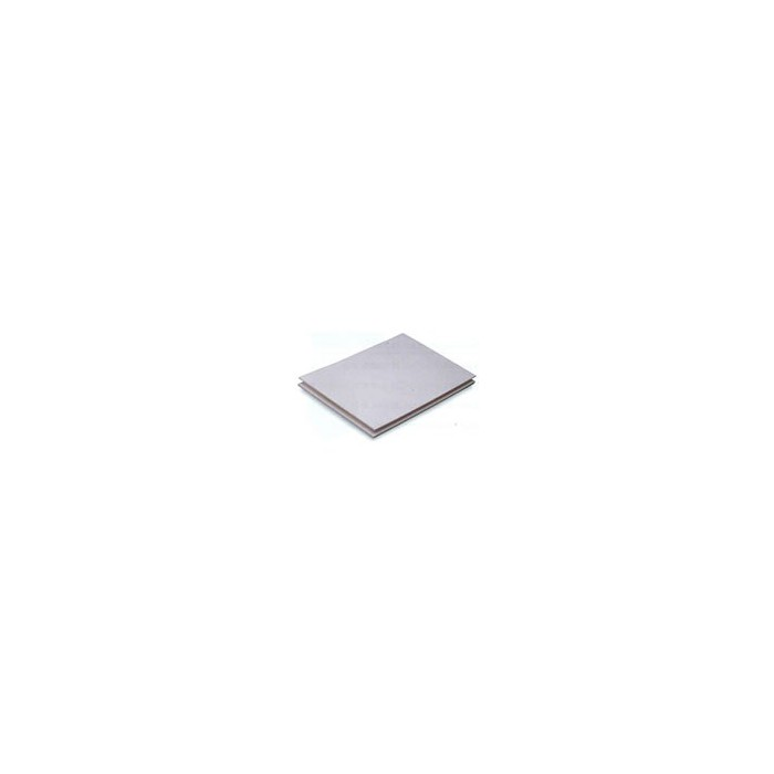 Grey Cardboard 40x50cm, 1 pce