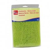 Fibres sisal, vert