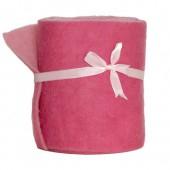 Feutrine bicolore, pink, 15x50cm