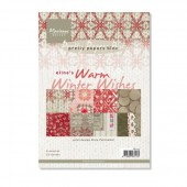 Marianne Design - Warm Winter Wishes Paper Bloc