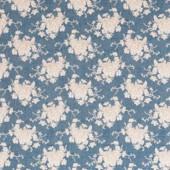 Tilda White Flower Blue - 50x55cm