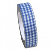 Maya Road - Fabric Tape Vichy bleu
