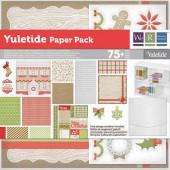 WRMK - Yuletide Paper Pack