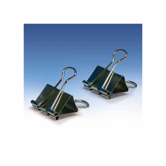 Metallic clips for moulds, 4 pcs