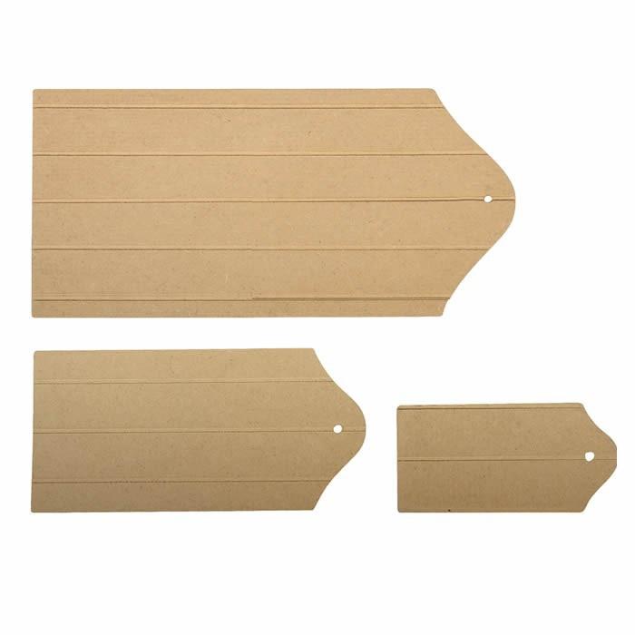 plaques en agglom r set de 3 pcs. Black Bedroom Furniture Sets. Home Design Ideas
