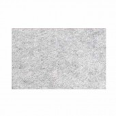 Craft felt piece 3.5mm, grey