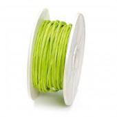 Ficelle de papier armée, 1mm/10m, vert