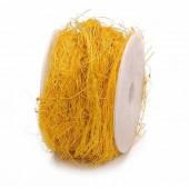Corde sisal armée 10m, jaune