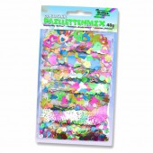 Mix de paillettes, 40g