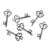 Miniatures clés 2.3cm, 24 pcs