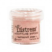 Embossing Powder tattered rose, 31g