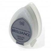 Brilliance stamp pad starlite silver