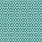 Tilda Starflower teal - 50x55cm