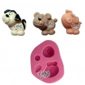 Silicon mould small pets