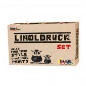 Linoleum Print Set