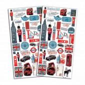 TOGA - London Stickers