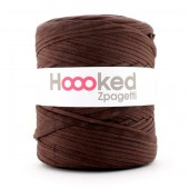 Hoooked Zpagetti, 120m, brown