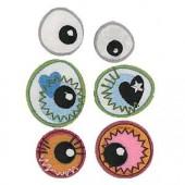 Iron-on motif Eyes