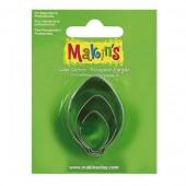 Makin's - Cutter set leaf, 3 pcs