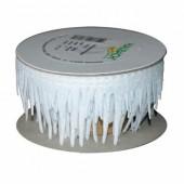Ruban en feutre glace, 40mmx3m