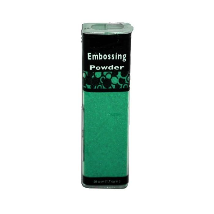 Embossing Powder, verdigris, 26cc