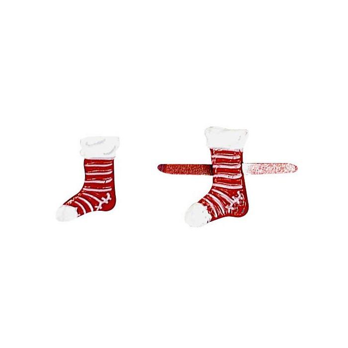 Brads Santa Claus stocking 15mm