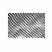 Glitter foil self-adhesive, silver, 50x70cm
