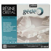 Crystal resin Gédéo