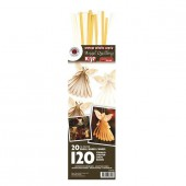 Quilling Stripes ivory/gold, set Angel Quilling