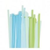 Bandes de papier pour Quilling - vert/turquoise