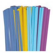 Bandes de papier pour Quilling - paon