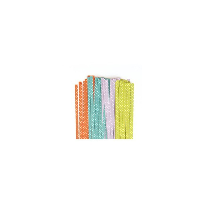 Quilling Stripes dots