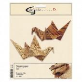 Oslo - Papier origami 15x15cm, 50 feuilles assorties