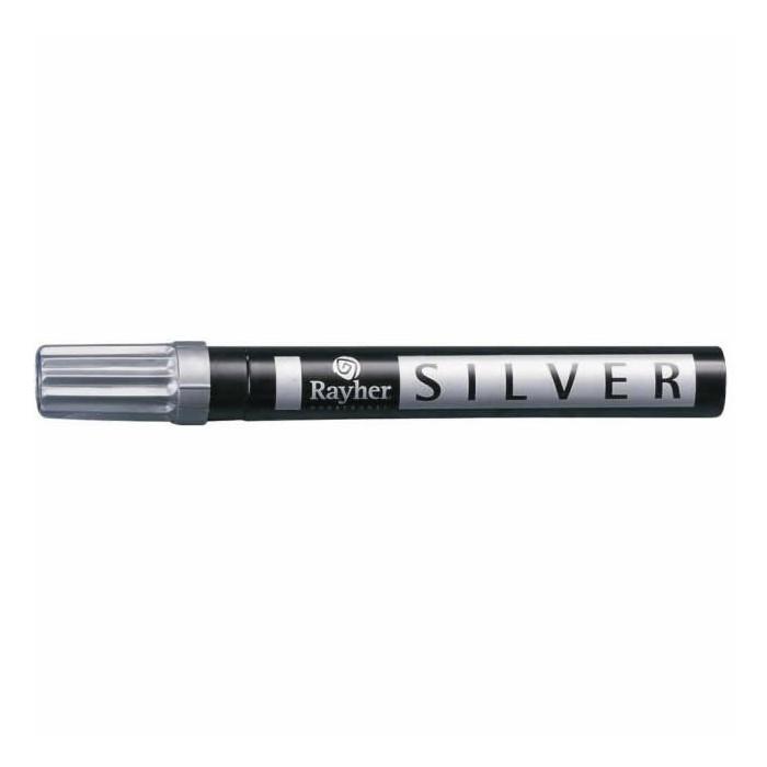 Metallic Marker silver